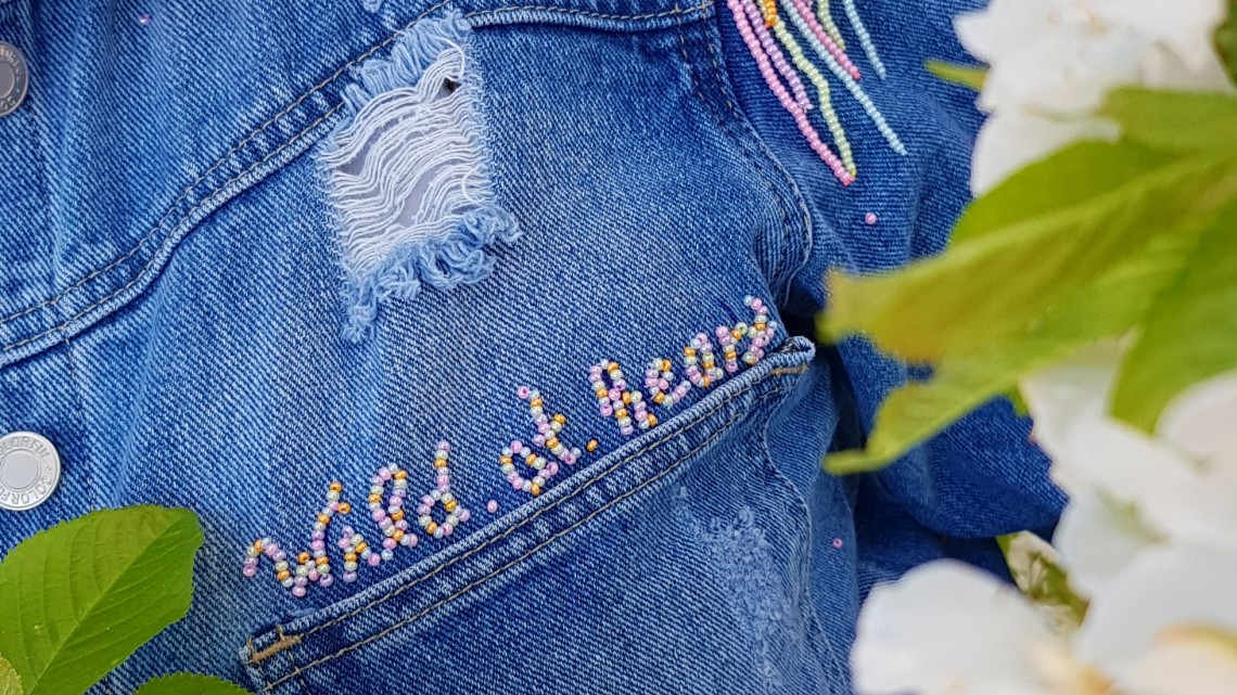 Denim Design - Diana and the music